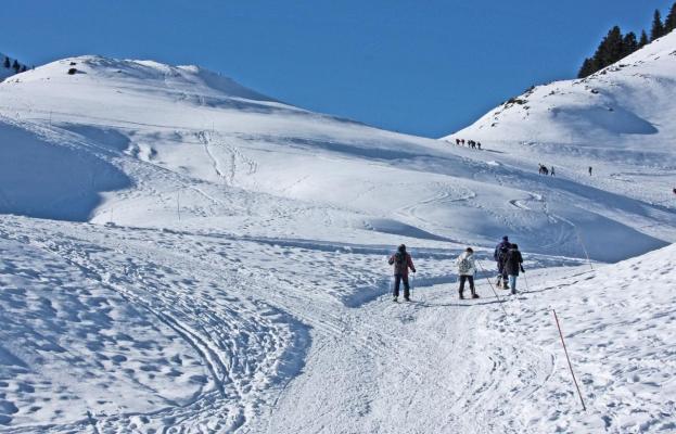 ski nordique, raquettes